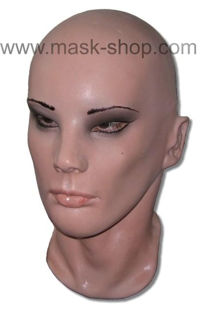 cross dresser mask Latex